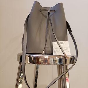 Lauren Ralph Lauren drawstring bag large